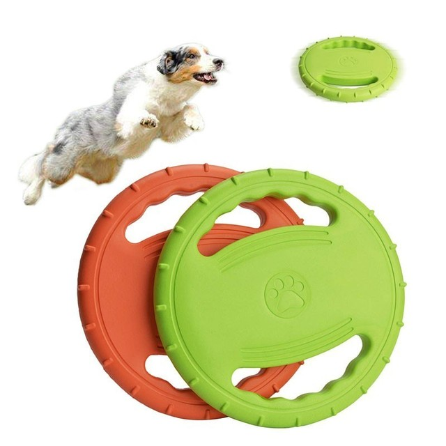 Rubber Flying Disc