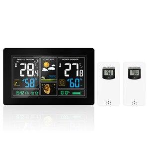 2 Outdoor Sensors Wireless Wea