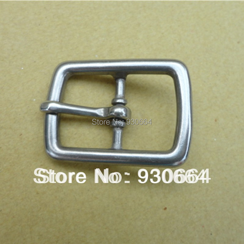 50PCS/Lot Stainless Steel Pin Buckle Wholesale Price Inside Width 21mm W028