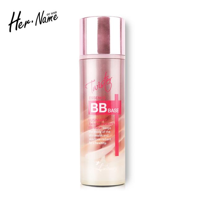 2016 nueva bb & cc cream spf maquillaje base de crema base corrector brighten corrector cosmética coreana bebé piel