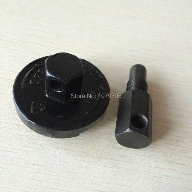 Professionelle Kettensäge Kupplung Entfernung Werkzeuge Kupplung Expander Demontieren Werkzeug Einfach Kettensäge gerät helfen für kupplung