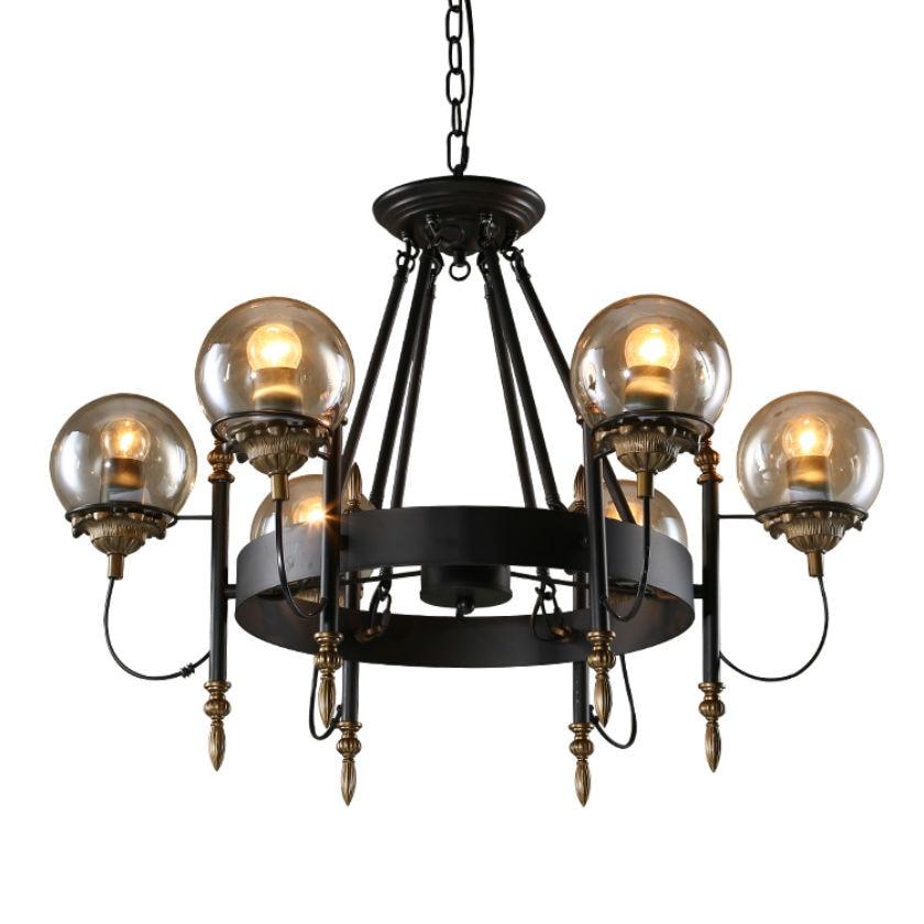 Industrial Vintage Pendant Light Original Bird Designer