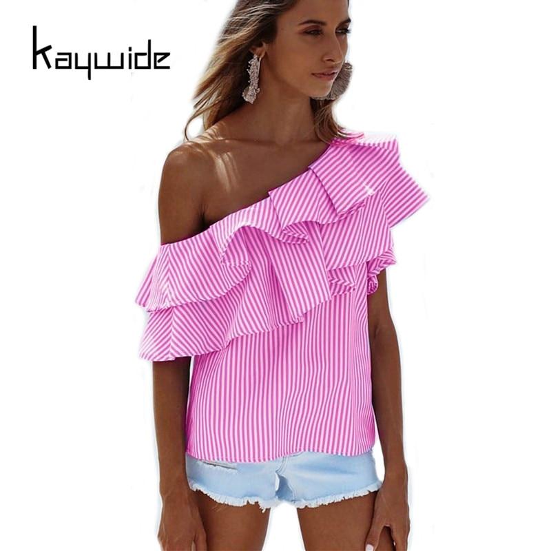 Buy Kaywide Women Blouse Shirts Tops Clothing Summer