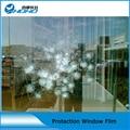 2MIL Profesional de protección coche película de cristal de seguridad de 1.52x30 m/100ft 5ftx
