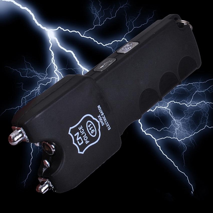New Electric Shock Batons Stick Electric Anti-stress Gadget Joke Prank Trick Toy Shocking Flashlight Shocker Novelty Funny Toys electric shock joke prank trick toy pen gift s7jn