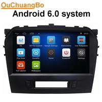 Ouchuangbo GPS Multimedia AUDIO STEREO DVD RADIO For Suzuki Grand Vitara 2015 2016 With BT Aux