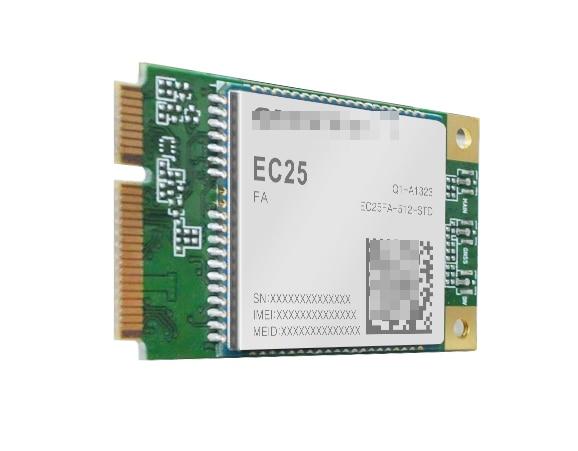 EC25 EC25-AF EC25AFFA-512-SGAS MINI PCIE Wireless Module 4G LTE B2/B4/B5/B12/B13/B14/B66/B71 For North America AT&T/ Verizon