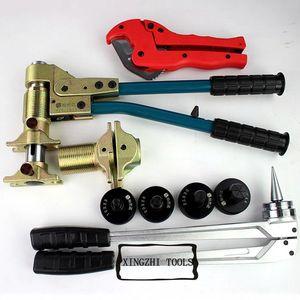 Image 2 - Kit doutils de presse axiale manuelle outil de sertissage de tuyau Pex PEX 1632 16 32mm Rehau eau et gaz avec Compression réflexe