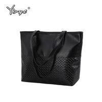 YBYT Brand 2016 New Tote Knitting Medium Handbag Hotsale Ladies Party Purse Wedding Clutch Vintage Women