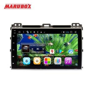Image 3 - MARUBOX 9A107DT3 Car Multimedia Player for Toyota Prado 120 Land Cruiser 120,2002 2009,Quad Core, Android 7.1, RAM 2GB,ROM 32GB