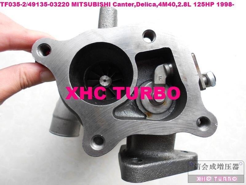 NEU TF035 49135-03220 03300 Turbolader für MITSUBISHI Canter, - Autoteile - Foto 5