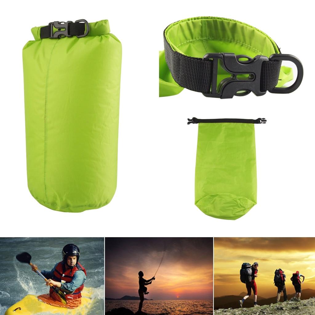 Sport & Unterhaltung Rational 8l Ultraleicht Wasserdichte Dry Bag Sack Für Kanu Kajak Schwimm Bootfahren Kajakfahren Camping Angeln-frucht Grün