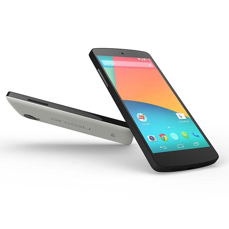 Original Google LG Nexus 5 D820 D821 EU edition Cell Phone 3G 4G lte GPS NFC