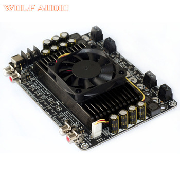 TDA7498D 4-Channel High-Power HiFi Digital Amplifier Board/ 4x100W Car amplifier