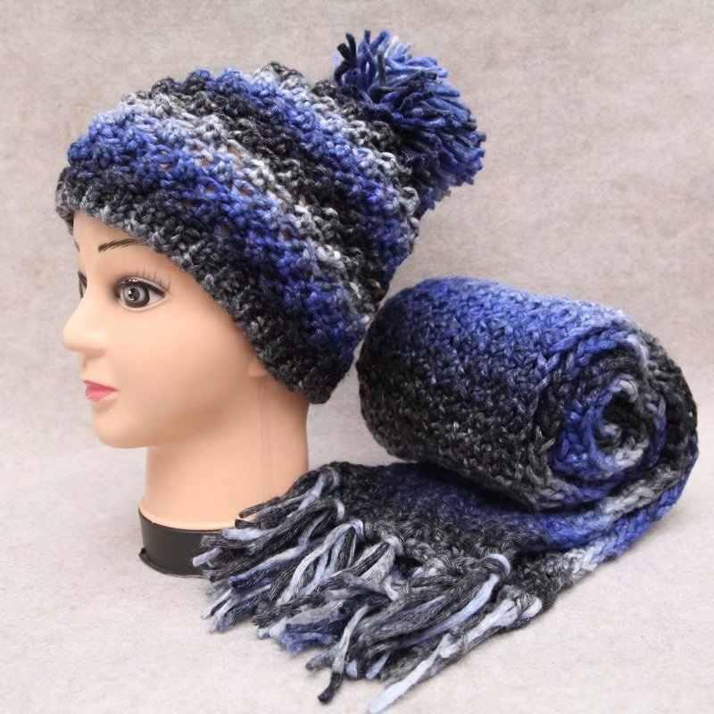 Fil de Laine Pure de bébé 140g/lot | Fil épais, Crochet pour tricot, Laine épaisse pour chapeaux écharpe Laine A Tricoter, haute qualité
