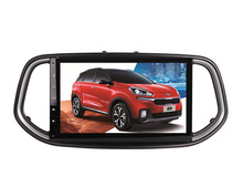 8 Core, 2G RAM, 32G ROM, 10.1-inch Screen Android 6.0 Car GPS Navigation System Radio DVD Player Media Stereo for Kia KX3