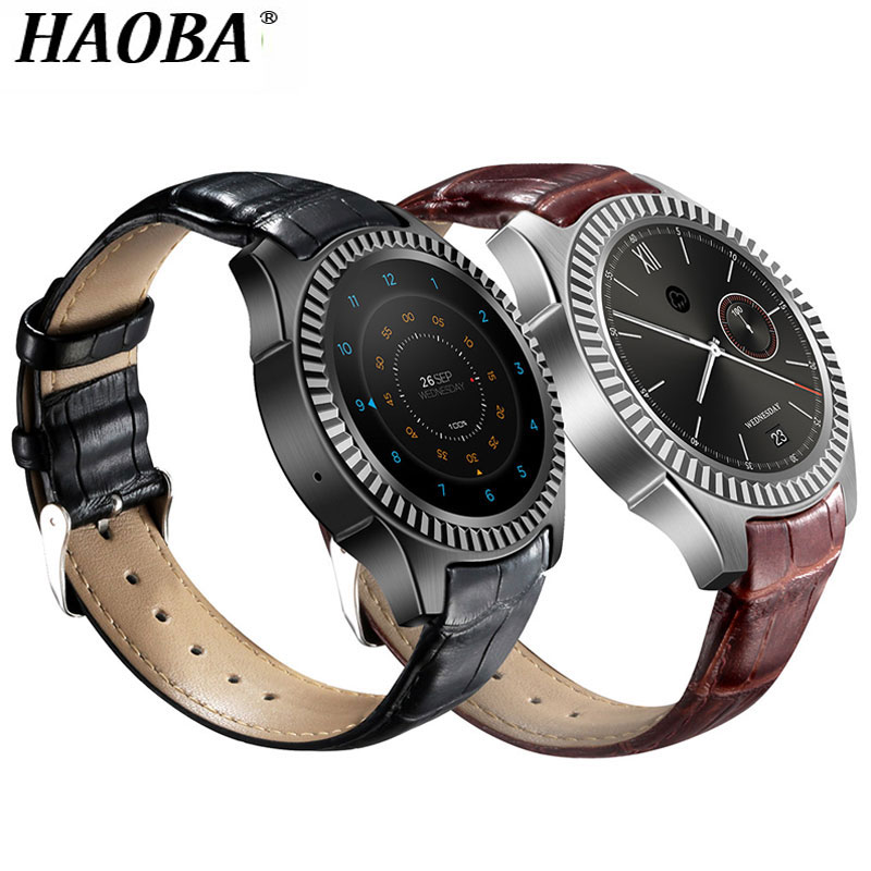 HAOBA Smart Watch 3G WIFI GPS Bluetooth Heart Rate Sleep Monitor Pedometer SIM Card Smartwatches For IOS Android xiaomi huawei