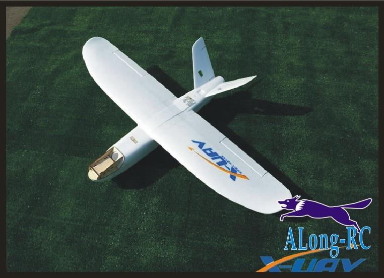 White Air Flying Radio Glider EPO Model Airplane Model X-UAV mini TALON FPV PLANE (HAVE KIT SET OR PNP SET) RC model airplane model aircraft