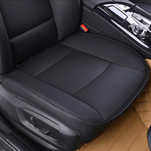 1 Or 2PCS PU Leather Deluxe Car Front Seat Cover Protector Cushion Chair Universal