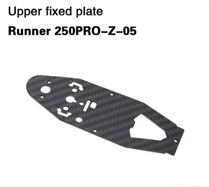 Walkera Upper Fixed Plate Runner 250PRO-Z-05 for Walkera Runner 250 PRO GPS Racer Drone