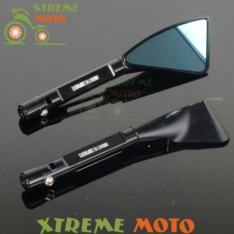 Universal CNC Aluminum Rear Side Rearview Mirrors For Street Bikes Cruisers Choppers Dirt Monkey Bike Scooter Moptorcycle Endruo universal cnc aluminum rear side rearview mirrors for street bikes cruisers choppers dirt monkey bike scooter moptorcycle endruo