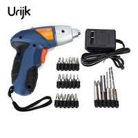 Urijk 1pc High Quality Blue 4 8V Rechargeable Electric Screwdriver Including Motor Maintenance Power Tools Screwdriver