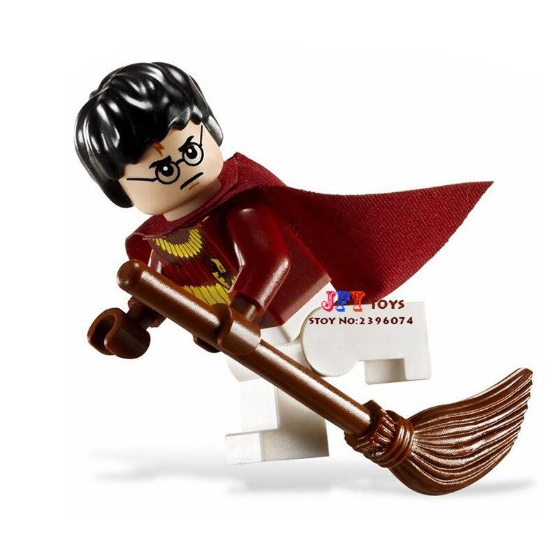 50pcs starwars superhero Harry Potter Classic building blocks bricks friends for boy kid children toys brinquedos menina