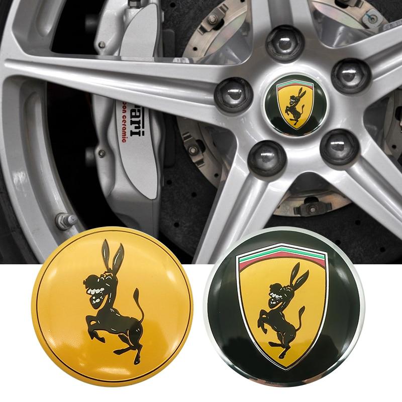 Ayrton Senna signature Stickers F1 Ferrari driven to perfection slanted Pair