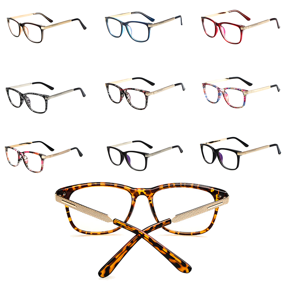 5b3cf2cf80f 100% Real Titanium Rimless Prescription Round Glasses Frame Women Classic  Eyeglasses Myopia Optical Oculos De Grau Gafas New
