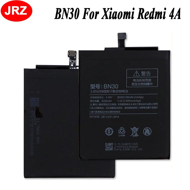 Аккумулятор для Xiaomi Redmi 4A BN30 3120 мАч Redrice 4A Hongmi 4A Высококачественный аккумулятор battery for xiaomi redmi batteryredmi battery   АлиЭкспресс