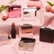 2019 Colored Contact Lens Case With Mirror Women Man Unisex