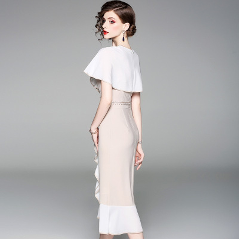 summer long <font><b>dresses</b></font> <font><b>2018</b></font> Superior quality Spring Sweet <font><b>sexy</b></font> office <font><b>work</b></font> <font><b>dress</b></font> princess women elegant Asymmetrical party <font><b>Dress</b></font> image