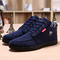 2015 New Fashion Casual Shoes For Men Winter Waterproof Height Increasing Shoes With Velvet c55 15