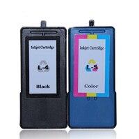 1set Hot 4 5 Black Color Compatible Ink Cartridge For Lexmark X2690 X3690 X4690 X5690 Printer