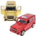 1 Шт. Сплава Benz G65 Модель Автомобиля 1:32 Литой Модели игрушки Автомобиль Автомобиль Коллекция Сплава Автомобиля Посадки модель Без Оригинальной Коробке
