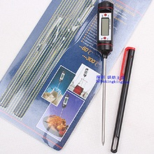 Cake Baking Tools LCD Electronic Thermometer for Food Meat Soup Barbecue