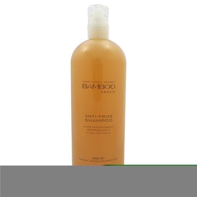 Alterna U-HC-11091 33.8 oz Unisex Bamboo Smooth Anti-Frizz Shampoo футболка yi lin 11091 la