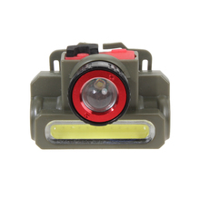 High Quality Zoomable Q5 + COB LED Rechargeable Headlamp Headlight Flashlight Torch Hunt Focus Waterproofing