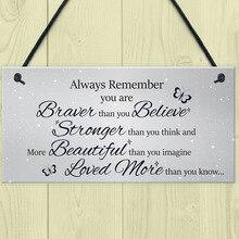 Letrero de la familia de la Amistad Chic, decoración de puerta, artesanía rectangular, tablero colgante para el hogar, placas de pared de madera Vintage