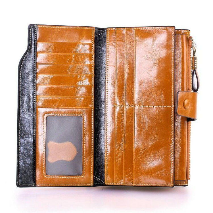 genuine womens leather wallets