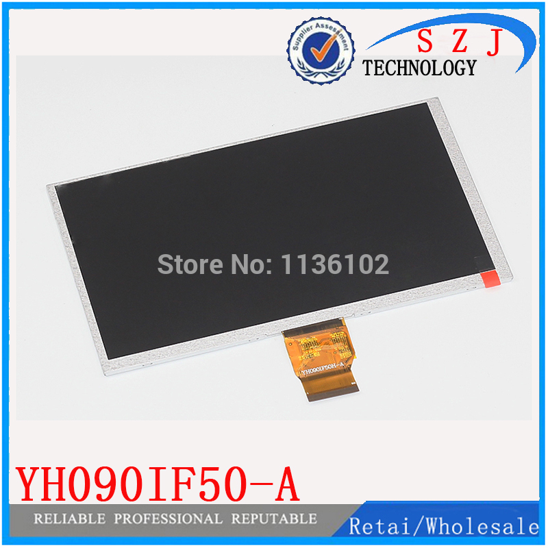 Original 9'' inch LCD display YH090IF50-A LCD internal display screen tablet pc screen Free shipping 8 1 inch lm081hb1t01b industrial lcd display screen display internal screen ccfl back free delivery