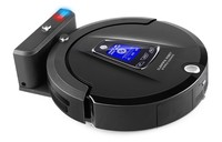 Newest Multifunction Robot Vacuum Cleaner A335 Sweep Vacuum Mop Sterilize LCD TouchScreen Schedule 2Way VirtualWall Self