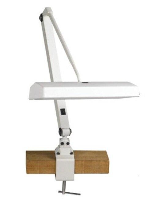 Saatler'ten Onarım Araçları ve Kitleri'de Ağır hizmet tipi 613 LED masa lambası 2 Ampul ile Takı ve Izlemek için tamir'da  Grup 1