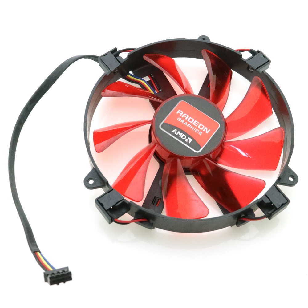 Free Shipping FD9015U12S 12V 0 55AMP 92mm VGA Fan For AMD R9 295X2
