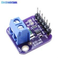 GY-219 INA219 IC bidireccional, fuente de alimentación de corriente continua, Sensor, placa de arranque, módulo de monitoreo para Arduino, 1 Juego