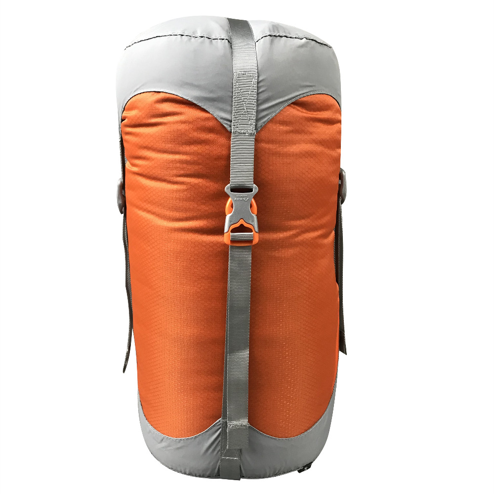 Nylon Stuff Sack Compression Bag Compression Sack for Sleeping bags compression travel bags 4colors 4sizes цены онлайн
