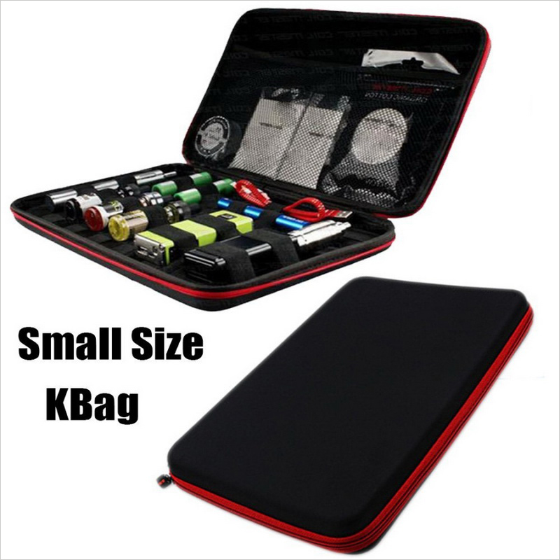 Portable Coil Jig Kbag New Released Vape Bag Vape Case Convienent Bag for Coils, Tanks, Mods, Bottles Vape Coil Accessories