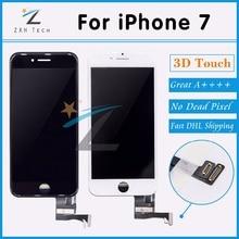 black spot on screen iphone 7