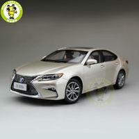 1/18 Toyota Lexus ES 300 ES300H литья под давлением модели автомобиля внедорожник коллекция хобби подарки Золото