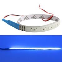 1 PCS Blue 30CM 32 LED Knight Rider Flash Strobe Scanner Neon Strip Light
